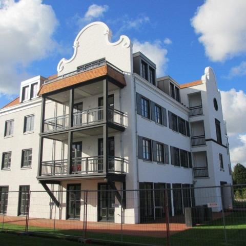 Appartementencomplex Duinhof – Cadzand