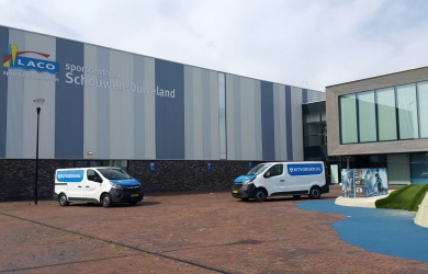 Laco Sportcentrum Schouwen-Duiveland