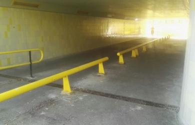 Fietstunnel Gouda