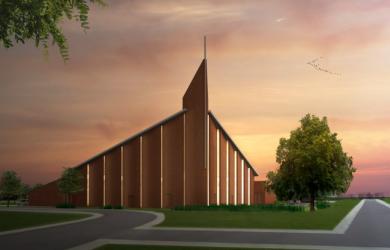 Kerkgebouw Nieuw-Beijerland
