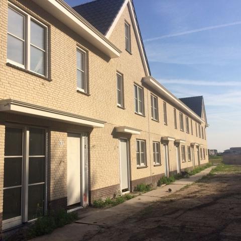 40 woningen Hoek van Holland
