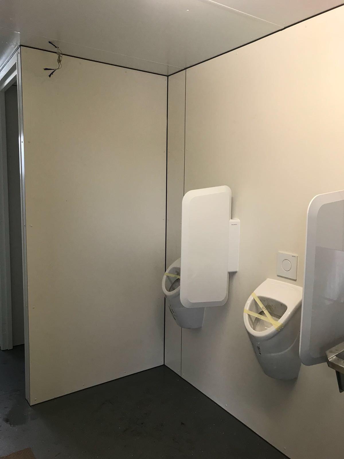 Gekitte toiletten